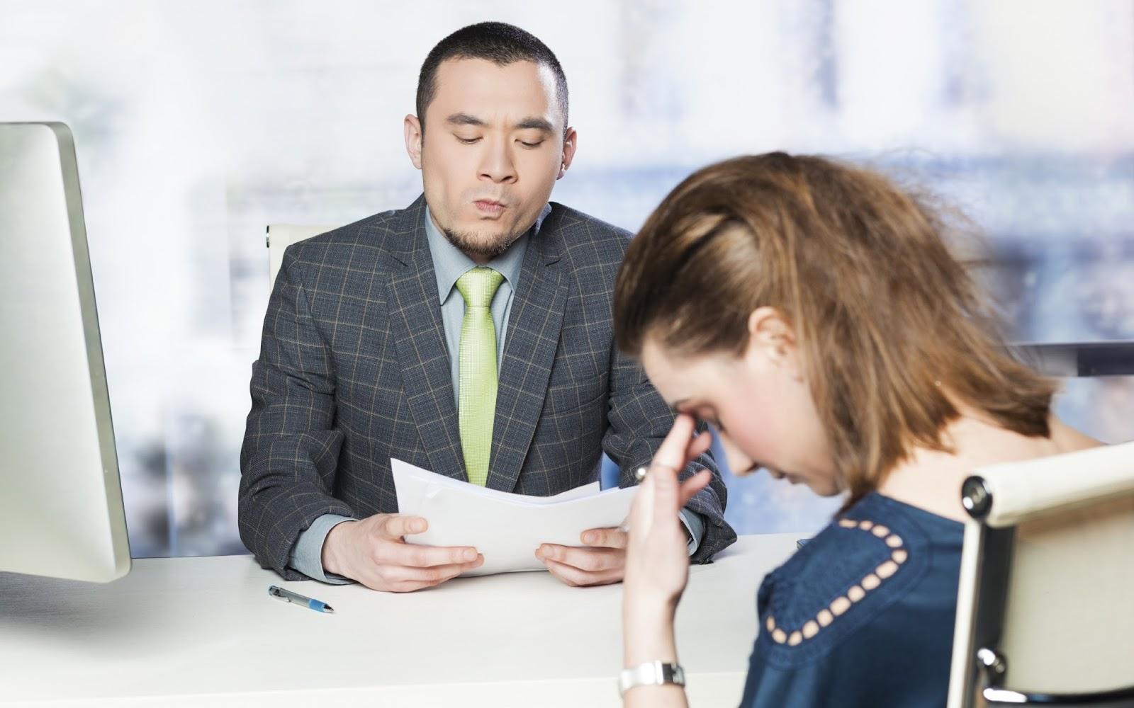Kết quả hình ảnh cho Câu hỏi và trả lời khó trong buổi phỏng vấn