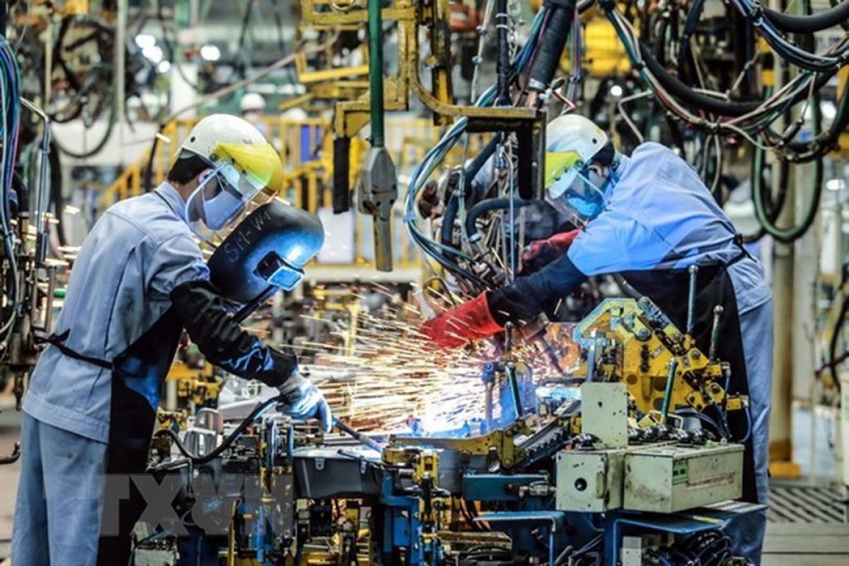 Ngành Công nghiệp có tốc độ tăng trưởng cao nhất trong giai đoạn 2011-2020  | VOV.VN