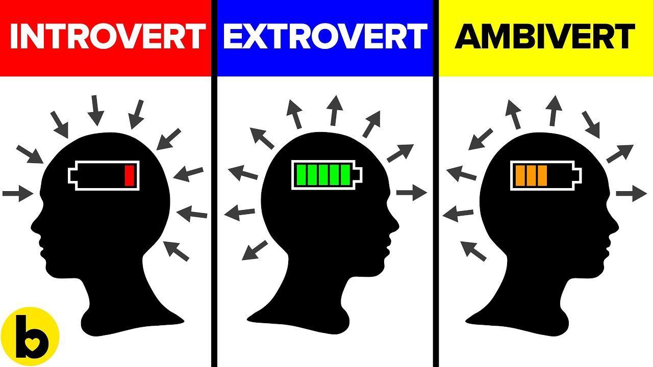 Bạn là một người lãnh đạo hướng nội, hướng ngoại hay vừa hướng nội vừa  hướng ngoại (ambivert)