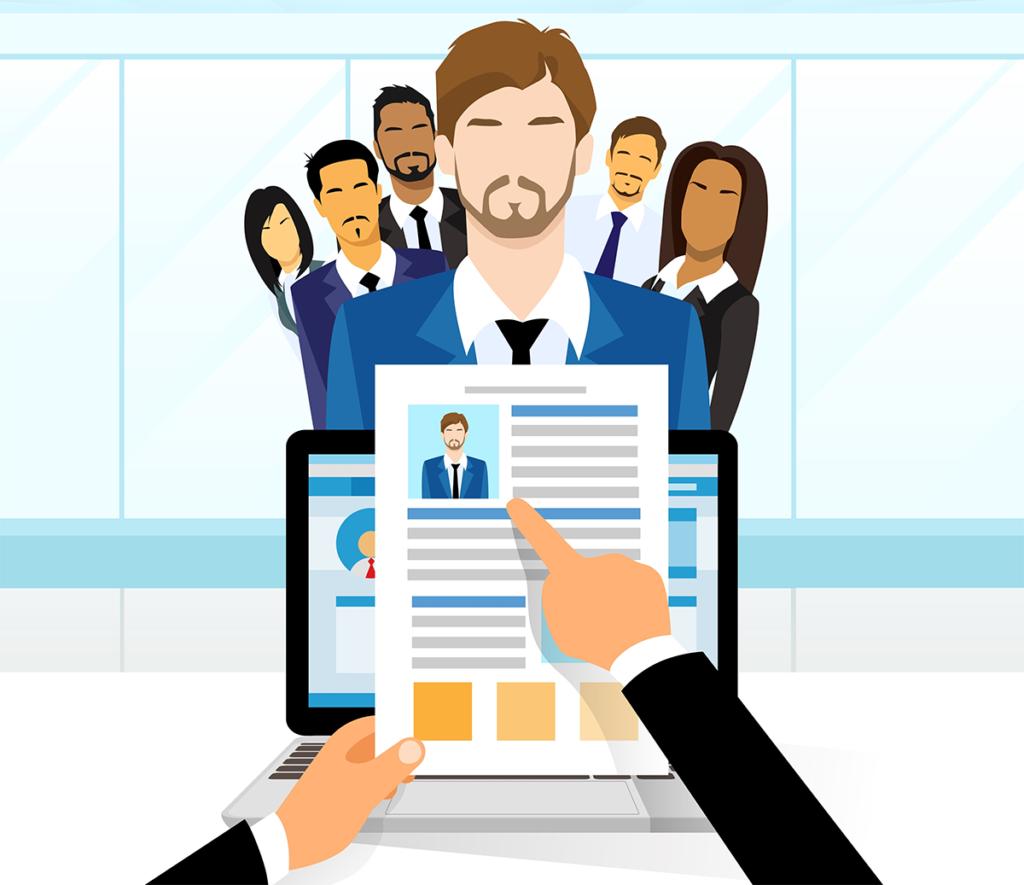 Bảng đánh giá ứng viên sau phỏng vấn - Chìa khóa của HR - JobsGO Blog