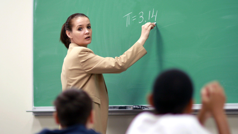 New Teachers: How to Develop 'The Look' | Edutopia