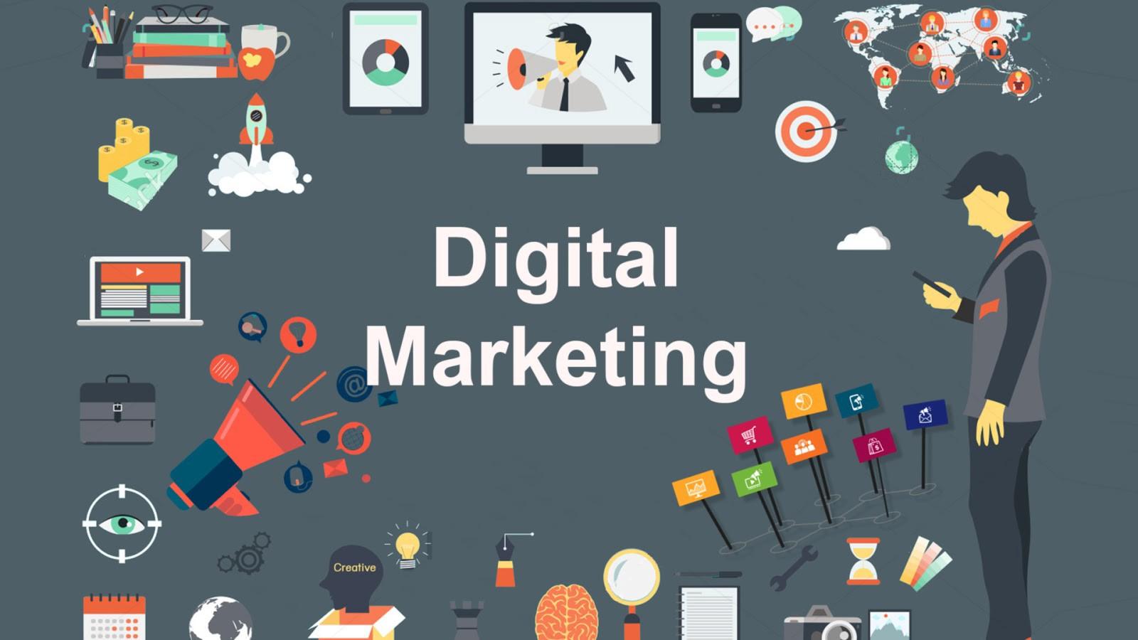 Digital Marketing là gì? 10 hình thức Digital Marketing phổ biến hiện nay