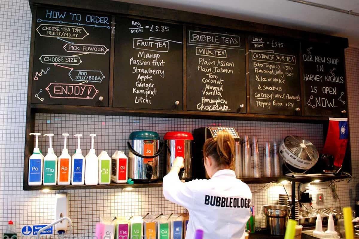 Kinh doanh trà sữa: Chuỗi hay không chuỗi? - iPOS