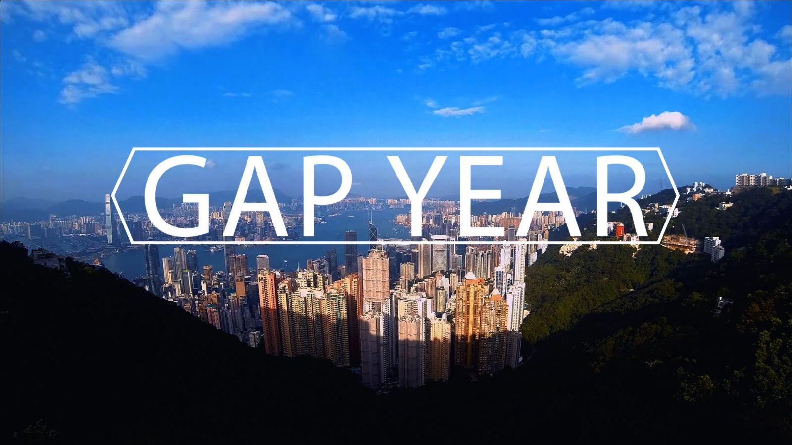 Gap year là gì? Phân tích chi tiết