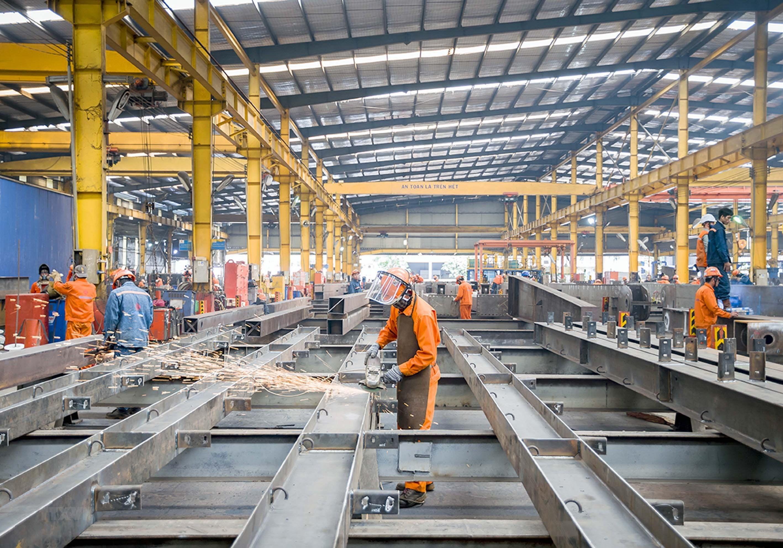 Vốn đầu tư vào khu chế xuất, khu công nghiệp TP.HCM tăng gần 23% | Kinh  doanh | Vietnam+ (VietnamPlus)